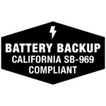 Battery Backup Compliant