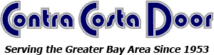 Contra Costa Door Logo